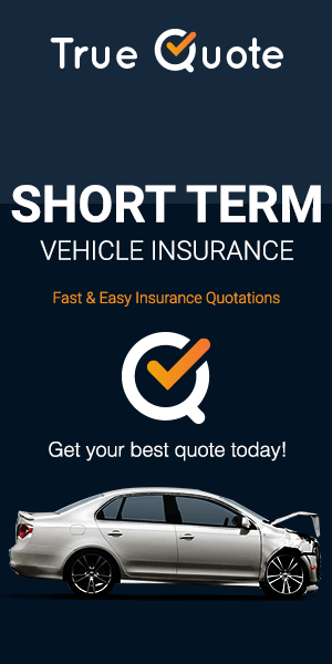 true quote short term vehicle insurance
